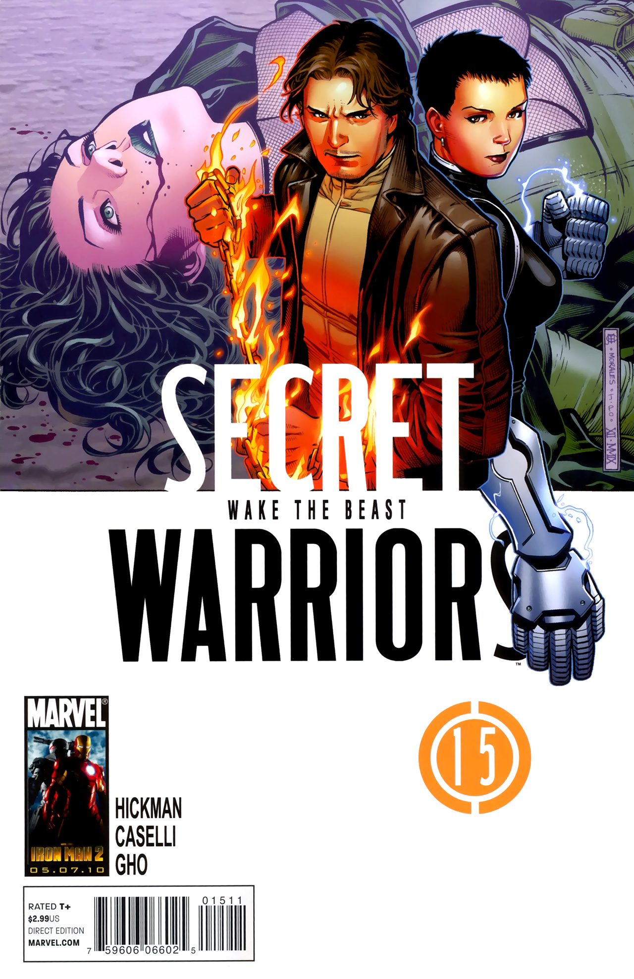 Secret Warriors Vol 1 15