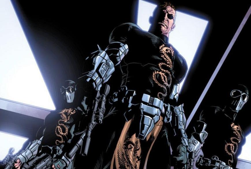 Shadow Council (Earth-616)