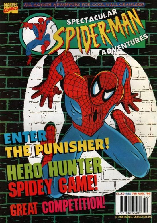 Spectacular Spider-Man (UK) Vol 1 11