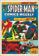 Spider-Man Comics Weekly Vol 1 15