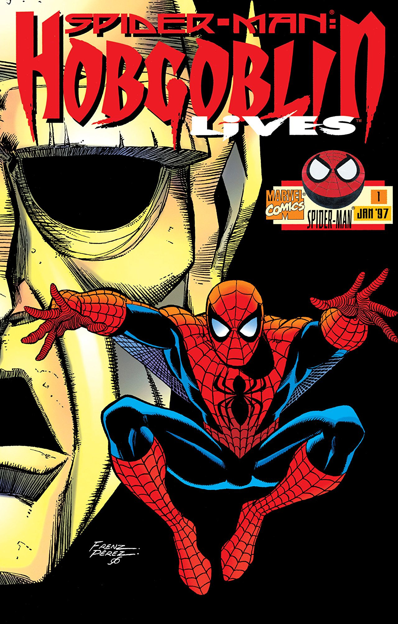 Spider-Man: Hobgoblin Lives Vol 1 1