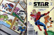 Star Comics Magazine Wraparound Vol 1 9