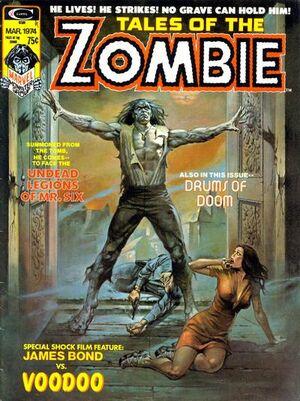 Tales of the Zombie Vol 1 1.jpg