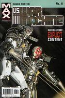 U.S. War Machine Vol 1 6