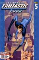Ultimate Fantastic Four (ES) Vol 1 5