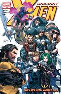 Uncanny X-Men Vol 1 437