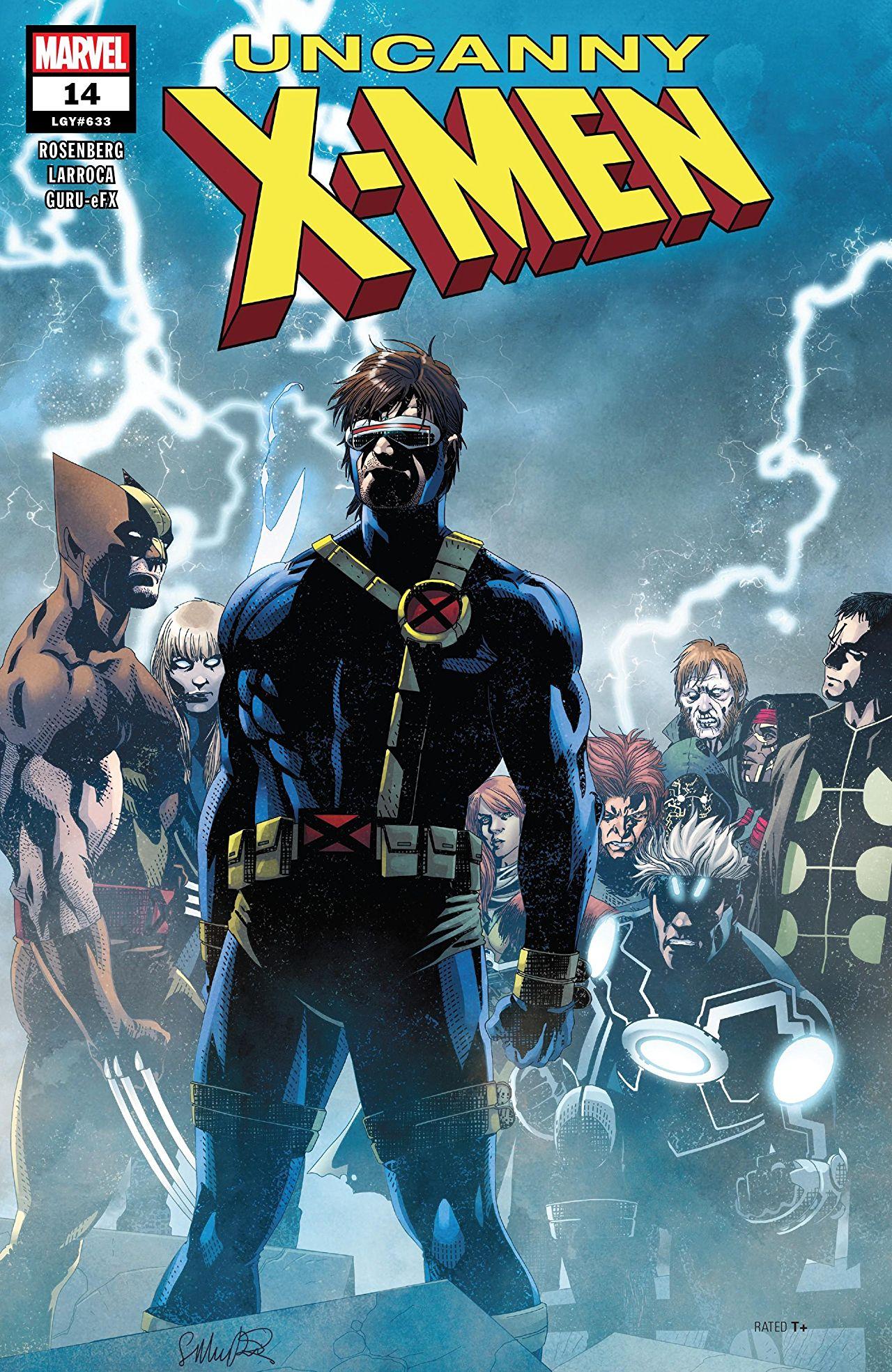 Uncanny X-Men Vol 5 14