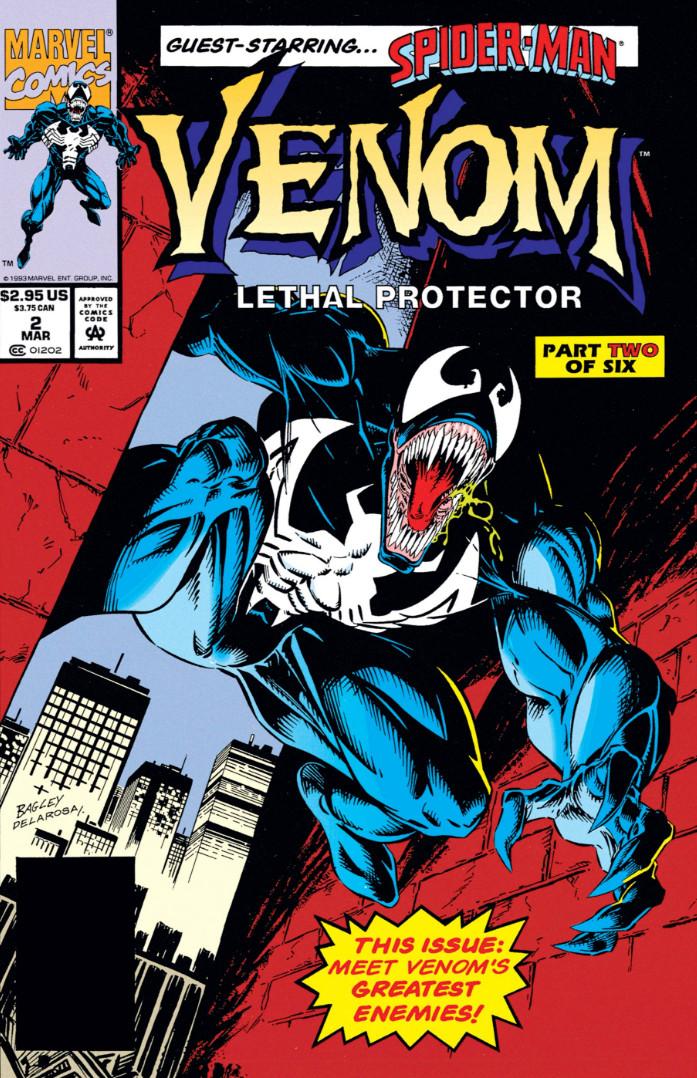 Venom: Lethal Protector Vol 1 2