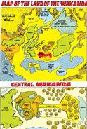 Wakanda from Jungle Action Vol 2 6 001