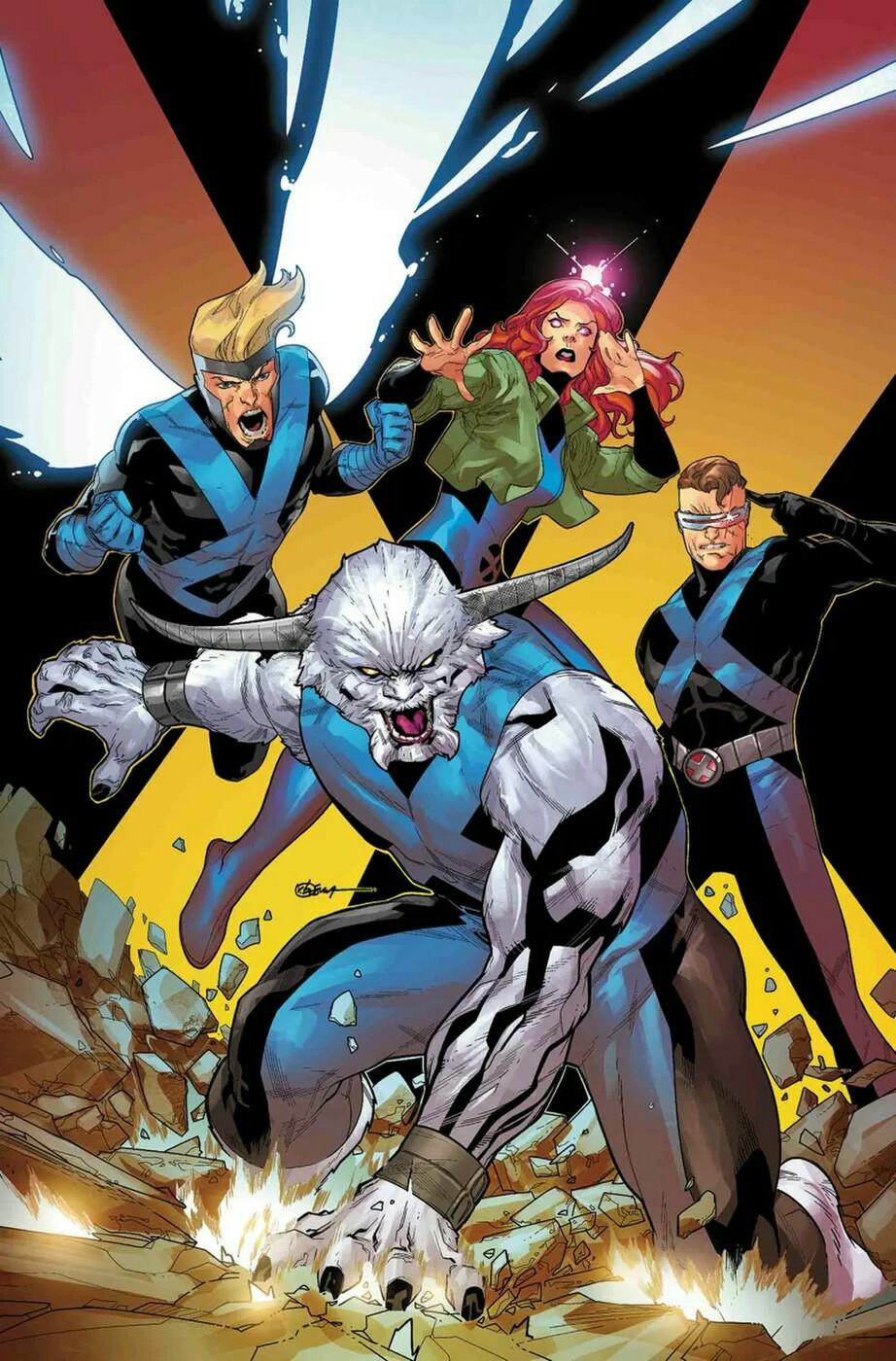 X-Men (Time-Displaced) (Earth-TRN727)