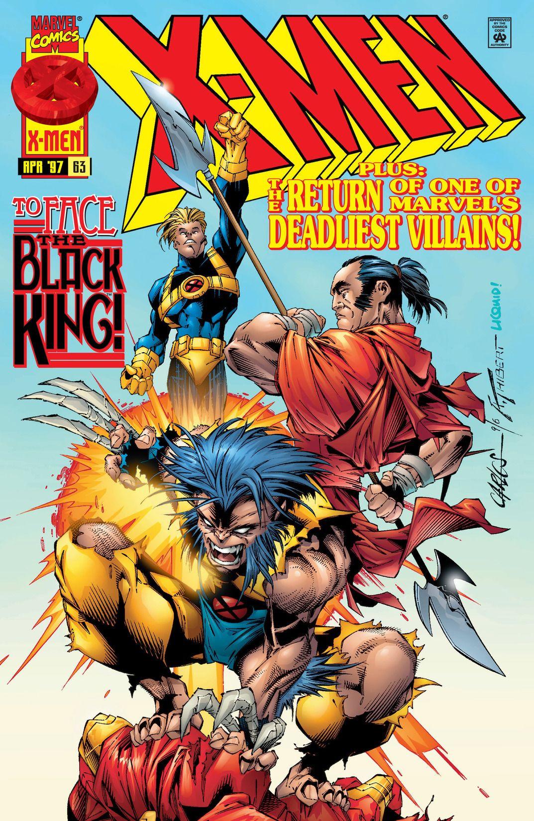 X-Men Vol 2 63