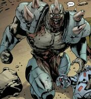 Aleksei Sytsevich (Earth-13264) from Age of Ultron vs. Marvel Zombies Vol 1 1.jpg