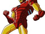 Iron Man Armor (Earth-8096)