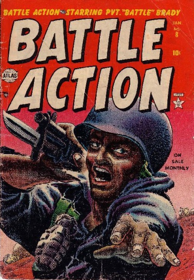 Battle Action Vol 1 8