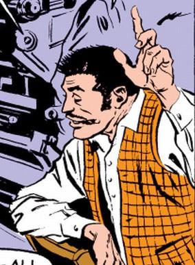Bill Wheeler (Earth-616)
