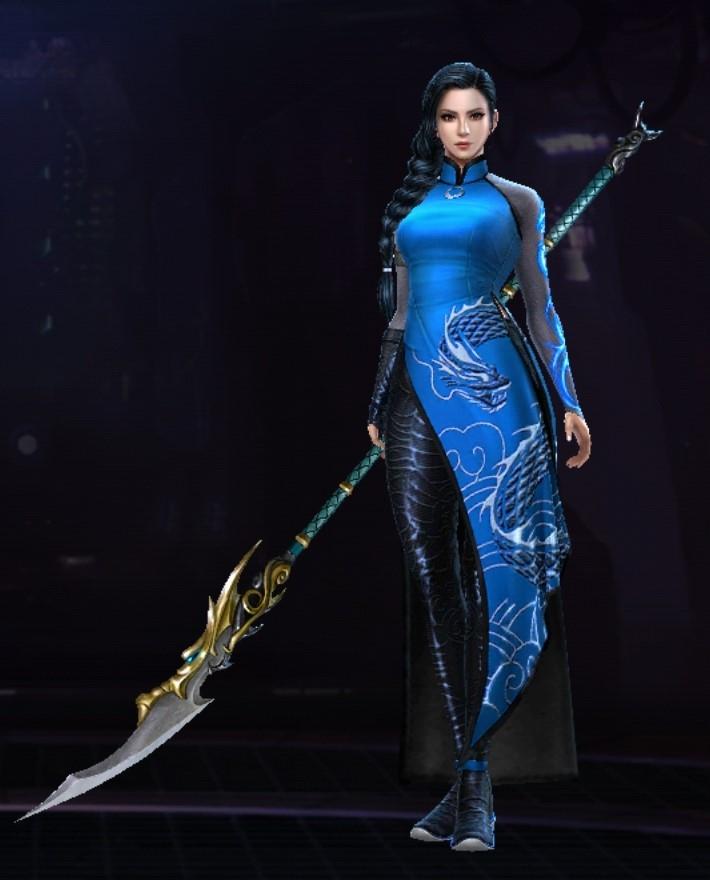 Blue Dragon (Earth-TRN012)
