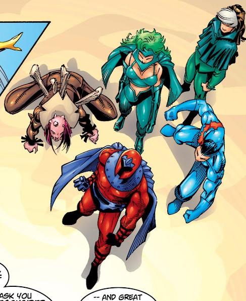 Brotherhood of Evil Mutants (Earth-23378)