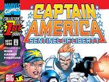 Captain America: Sentinel of Liberty Vol 1 1
