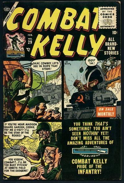 Combat Kelly Vol 1 29