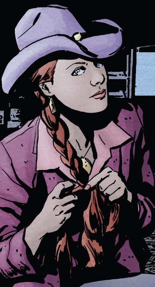 Daisy Schilling (Earth-616)
