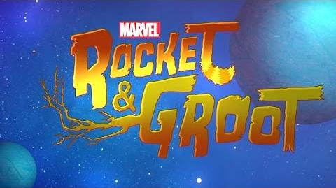 Marvel's Rocket & Groot Season 1 1