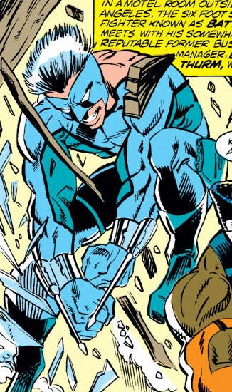 Drill (Power Tools) (Earth-616)