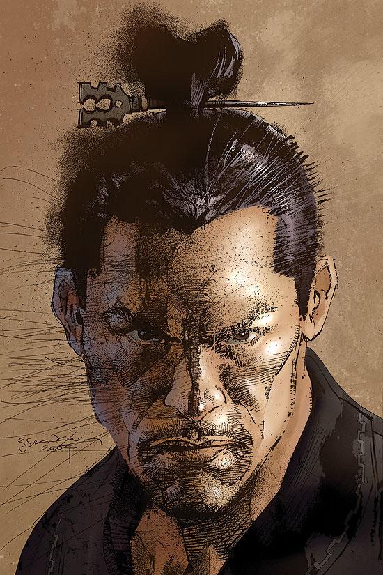 Kagenobu Yoshioka (Earth-616)