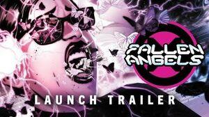 FALLEN ANGELS 1 Launch Trailer Marvel Comics