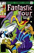 Fantastic Four Vol 1 221