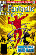 Fantastic Four Vol 1 233