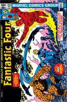 Fantastic Four Vol 1 252