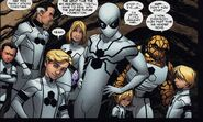 Future Foundation Team from The Amazing Spider-Man Vol 1 660