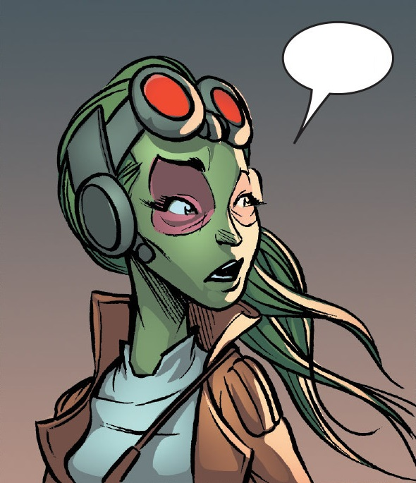 Gamora (Earth-TRN421) from 100th Anniversary Special - Guardians of the Galaxy Vol 1 1 0001.png