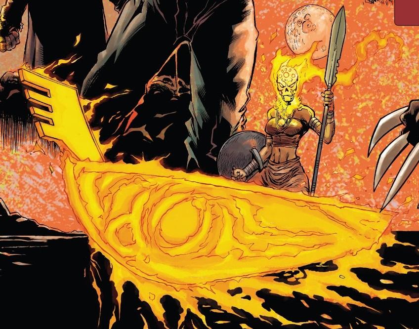 Ghost Rider (Maori) (Earth-616)