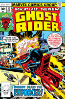 Ghost Rider Vol 2 22