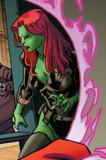Green Widow (Warp World) (Earth-616)