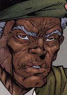 Grover Williams (Heroes Reborn) (Earth-616)