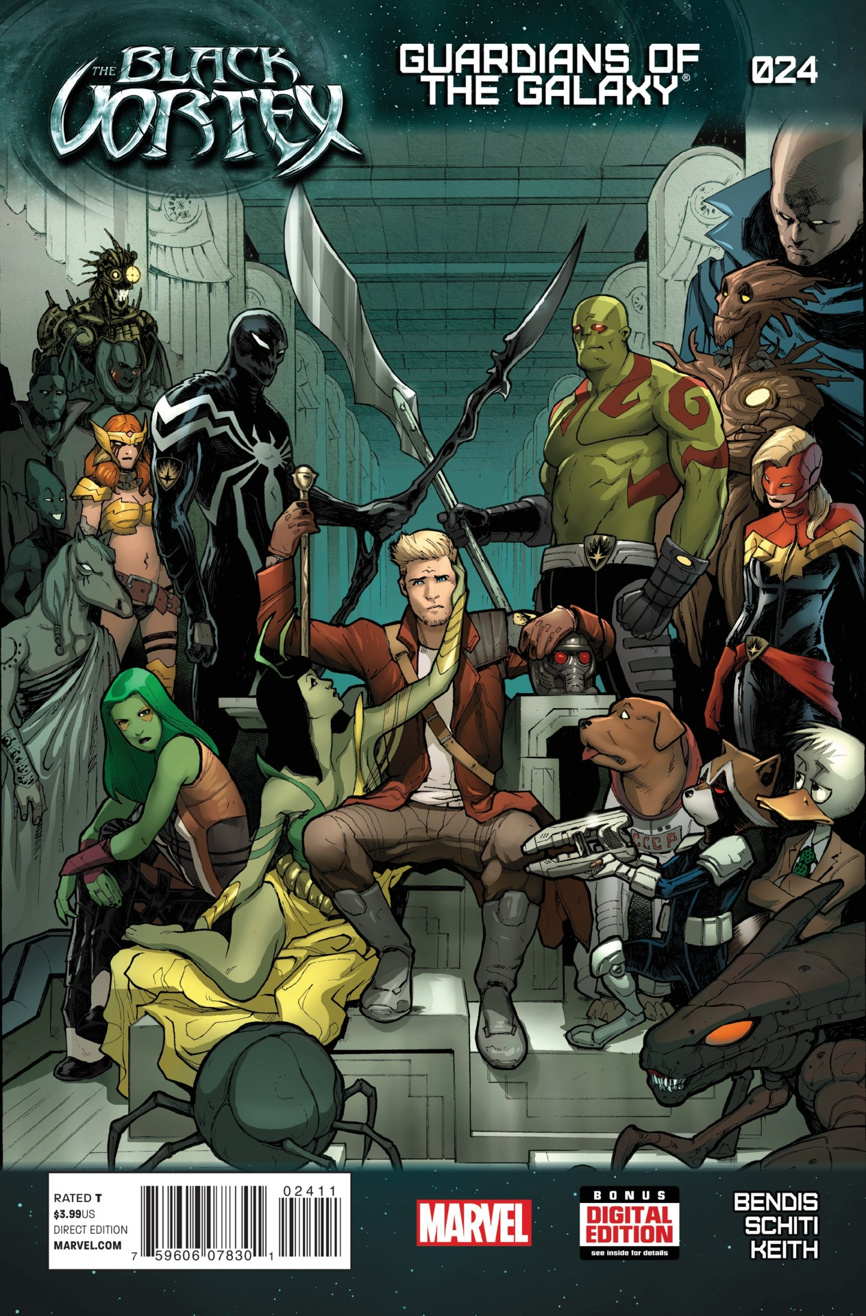 Guardians of the Galaxy Vol 3 24