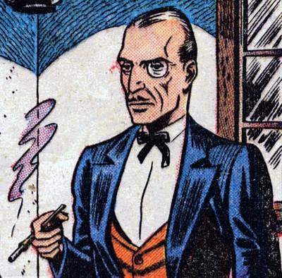 Harold Fitz-Greville (Earth-616)