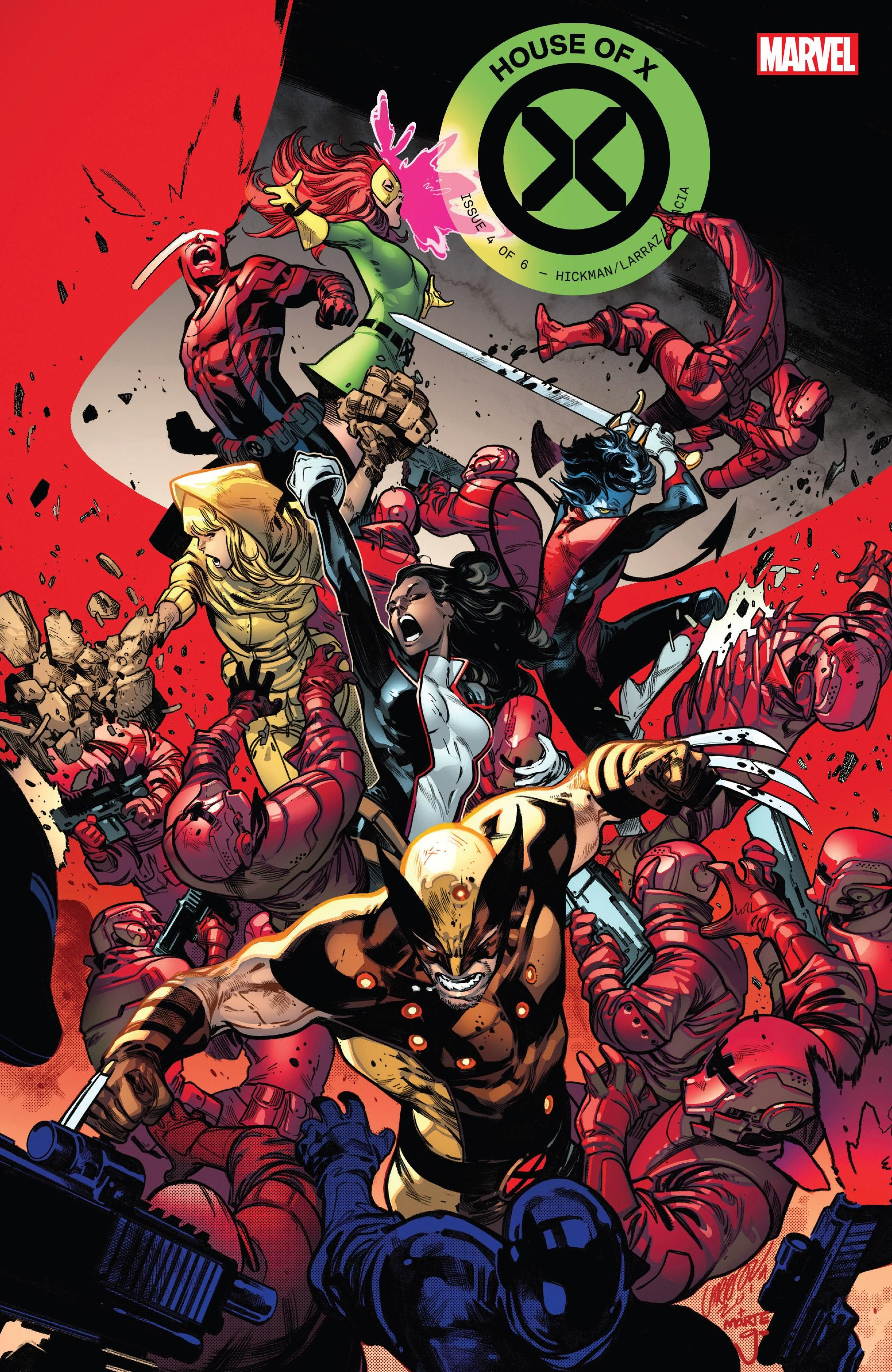 House of X Vol 1 4