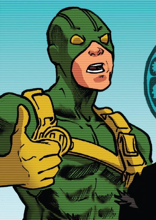 Hydra Agent 07564 (Earth-616)