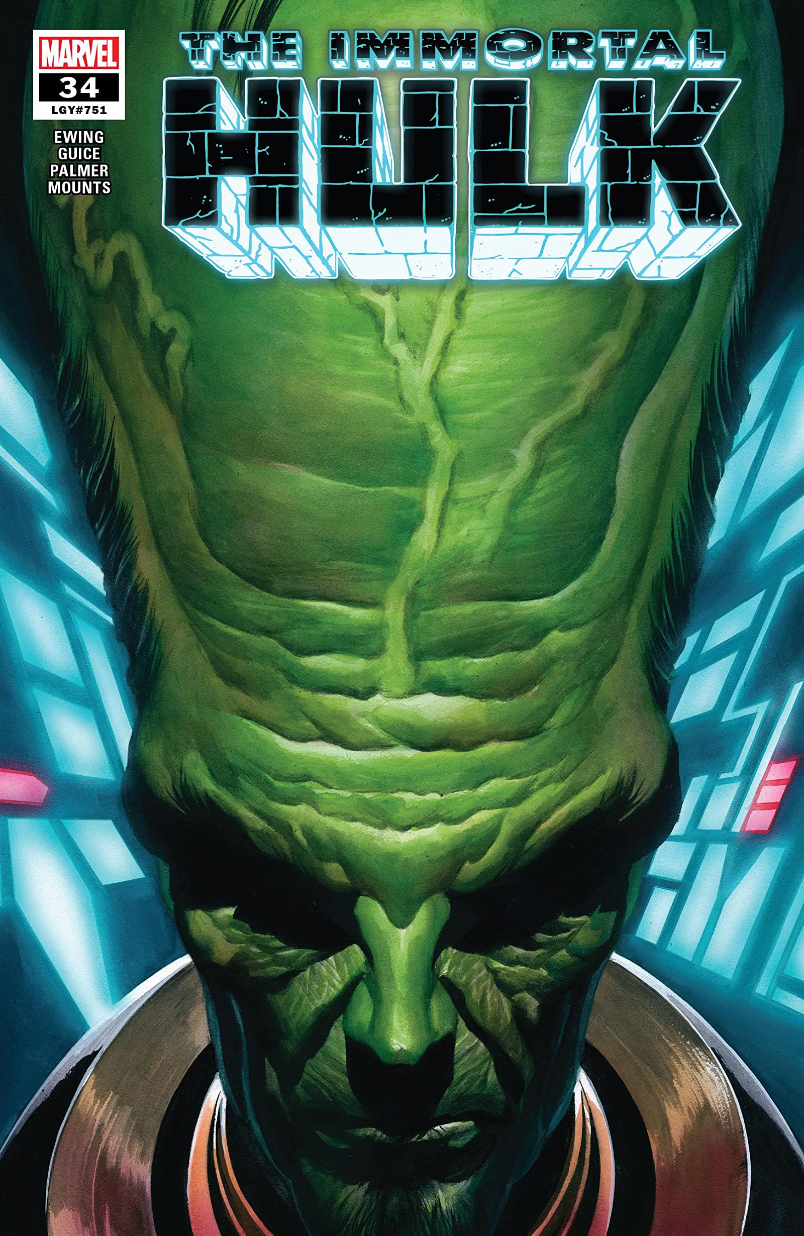 Immortal Hulk Vol 1 34