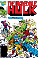 Incredible Hulk Vol 1 321