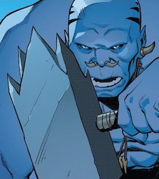 Laufey (Earth-22260)