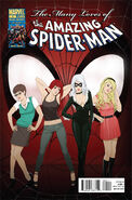 Many Loves of the Amazing Spider-Man Vol 1 1