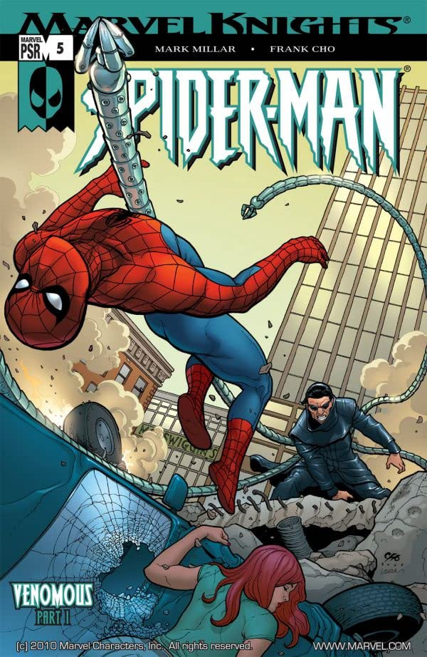 Marvel Knights: Spider-Man Vol 1 5