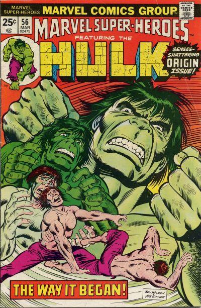 Marvel Super-Heroes Vol 1 56