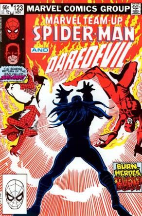 Marvel Team-Up Vol 1 123