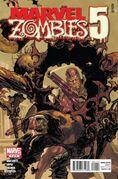 Marvel Zombies 5 Vol 1 1