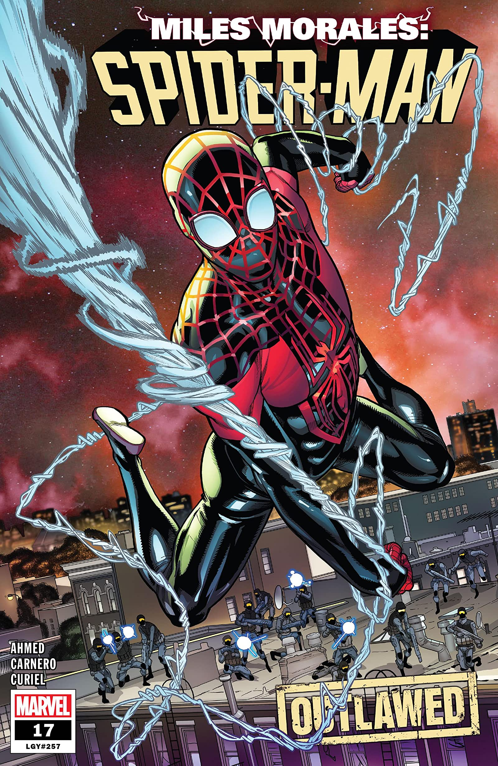 Miles Morales: Spider-Man Vol 1 17